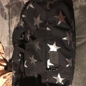 Victoria's Secret pink overnight bag